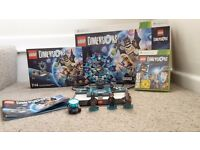 Lego Dimensions starter pack for xbox360