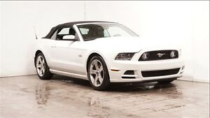 2014 Ford Mustang GT 5,0L 420 HP*CONVERTIBLE*CUIR*JANTE 19 POUCE