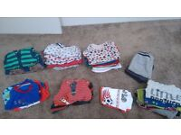 Baby boy clothes bundle for 6-9 months