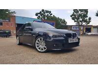 BMW 5 Series 3.0 530d M Sport 4dr 300+ BHP 06 reg Saloon