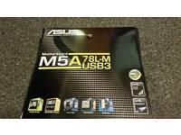 asus m578L-M usb 3 motherboard