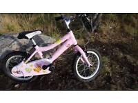 Ridgeback No 6 Girls first bike