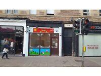 Shop to rent Gorgie Road Edinburgh no 156 (single window) busy location