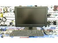 Dell Optiplex 3011 AIO, 20'' screen, Intel Core i5 2.90 GHz, 4GB RAM, 500GB HDD, WIFI Windows 10 PRO