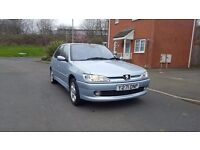 Peugeot 306 2001 one oner from new