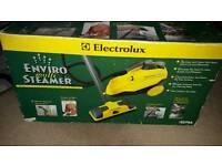 Electrolux steamer