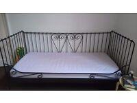 Ikea Meldal metal day bed
