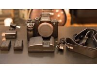 Sony α7R II (A7Rii A7R II) Full Frame mirrorless camera. Great condition, boxed (Body Only)