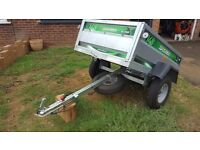 Daxara 148 Tipping Edre Trailer for sale