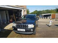 Jeep Grand Cherokee LTD 55 Plate