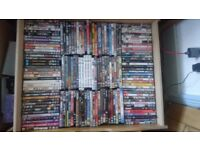 100 plus DVDs & Boxsets (perfect for an online DVD shop)