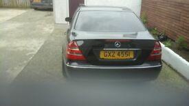 Mercedes e280 avantgard