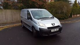 Peugeot EXPERT 2011 (61) 2.0HDI 6 speed gearbox