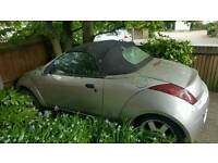 Ford streetka convertible