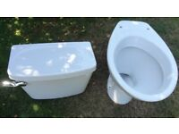 Toilet & Low Level Cistern *** Price Drop ***