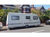 2003 Avondale Eagle 4 Berth Caravan