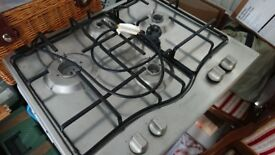 4-Ring Hotpoint Gas Hob