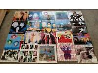 Bananarama set of 20 12 inch single vinyls