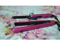 Nicky clarke Curlers and straighteners