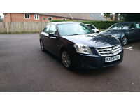 Rare Cadillac BLS for sale 2.0 petrol 2008