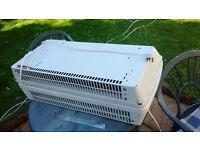 electric heater 3kw x2