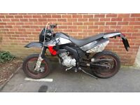 Lexmoto lsm 125 Looking to sell or swap for a pitbike
