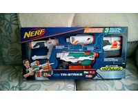 Nerf Gun N-Strike Modulus ECS-10 Blaster. Brand new in unopened box.