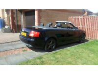 Audi A4 1.8T for sale very good condition.