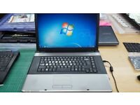 Intel® Core™ 2 Advent Laptop. 17 inch screen