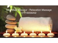 Male offers Swedish Deep Relaxation Massage - NO CALLS. TEXT OR WHATSAPP