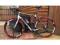 Focus izalco egroride carbon road bike