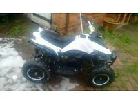 50cc mini quad (only been used a couple of times)