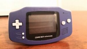 Gameboy Advance plus games