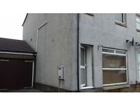 3 bedroom semi-detached property with garage in Girdle Toll, Irvine