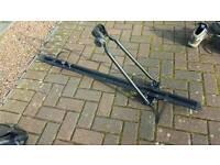 Halfords bike rack for roof bars