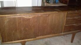 Retro 1970's sideboard
