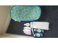 Baby bath aid