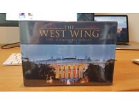 The West Wing - DVD Box Set - Brand New