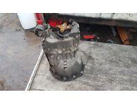 Mercedes Sprinter 311 Engine Clutch Part