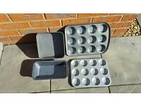 Assortment of bakeware (new)