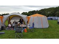 Family Camping Equipment Including 8 Man Team, Inflatable Gazeebo & Many Other Items