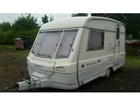 1992 swift Cornish 2 berth light weight caravan ready to go