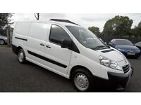 2013 Peugeot Expert L2H1 2.0 HDI 6 speed manual, only 21000miles, 2 sliding side doors