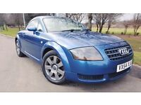 Audi TT 1.8 T 3dr IMMACULATE & LOW MILEAGE