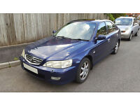 Honda Hatchback 2.3i V-Tec 2001 MoT to 19 Oct 17
