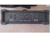 300w Laney Pro-bass amp head