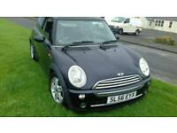 2006 mini cooper 1.6 petrol mot until may 2018 92.000 miles part service history