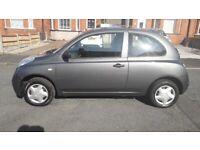 Nissan, MICRA, Hatchback, 2007, Manual, 1240 (cc), 3 doors