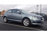 Audi A3 SE,2009,Automatic,petrol,one year MOT,HPI clear,full audi service his,Only 37000 miles