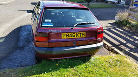 Excellent running comfortable relieable car - Citreon ZX Classic